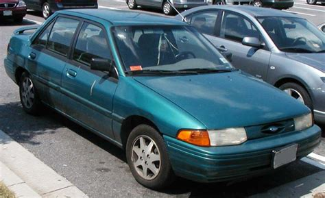 how to fix cars 1995 ford escort free book repair manuals kyle10149 1995 ford escort specs photos modification info at cardomain