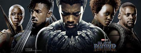 download film karya marvel black panther 2018 marvel superhero hollywood movie