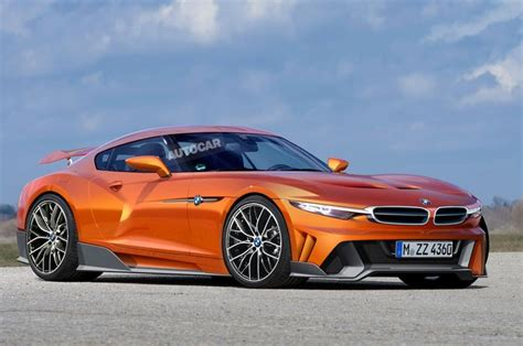 new bmw z4 hybrid in the works