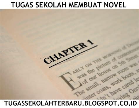 inspirasi membuat judul novel tugas sekolah membuat novel tugas sekolah