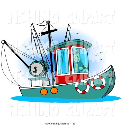 cartoon boat tattoo royalty free stock fishing designs of cartoons page 3