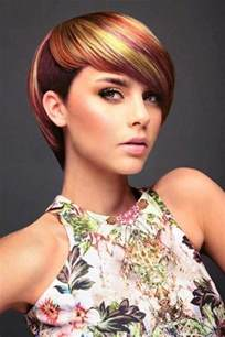 colorful haircut 2013 hair color styles for short hair short hairstyles