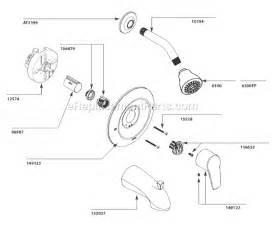 moen t2801 parts list and diagram ereplacementparts