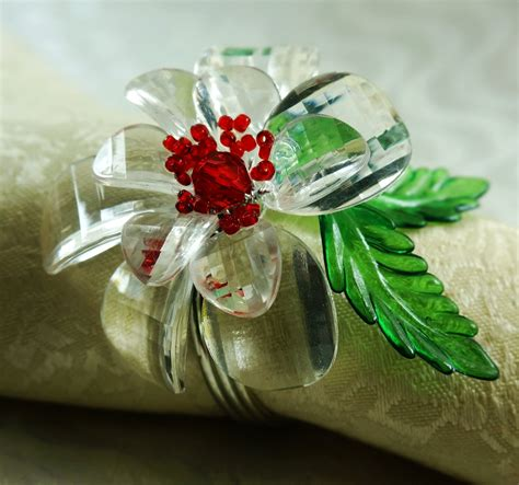 images of christmas napkin rings christmas napkin rings bing images