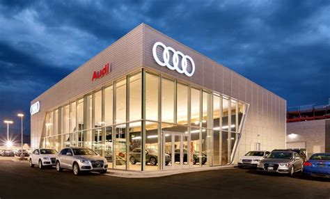 audi dealership 10 perks of an audi dealership you don t get anywhere else