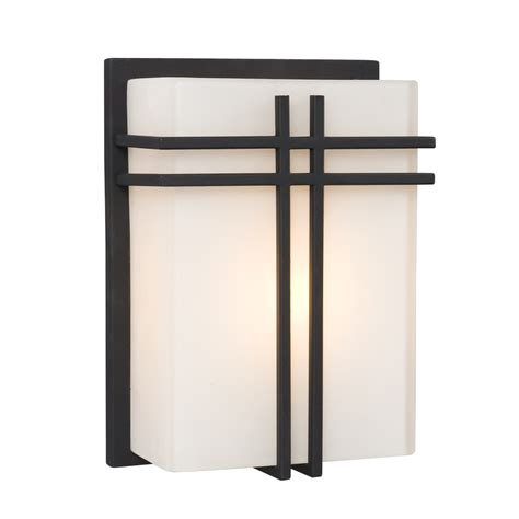 Indoor Outdoor Lighting Galaxy Lighting 215640b Outdoor Indoor Sconce Lowe S Canada