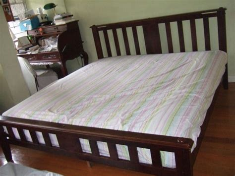 king sized bed our home for sale from manila metropolitan