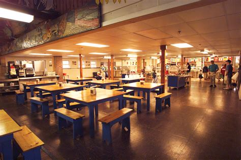dining hall cape  field trips