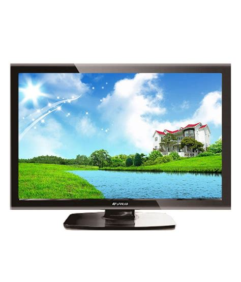 Tv Sharp 24 Inchi Tabung sansui brush royale skp32hh zf 32 inch hd led television