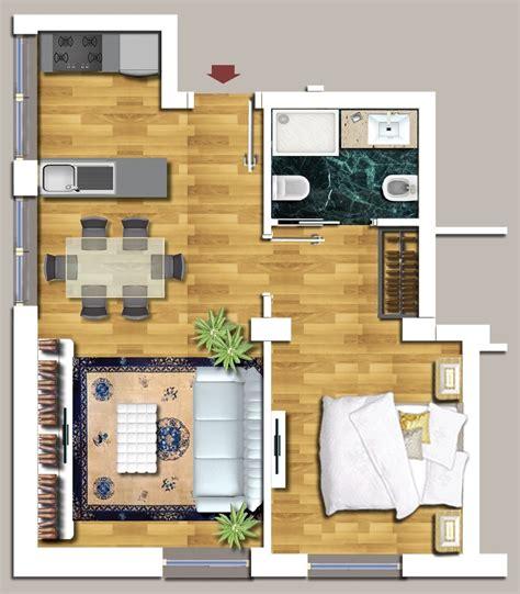 appartamenti arredati roma bilocale in vendita a roma centro n 1 di 49 mq