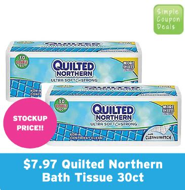 Quilted Northern Bath Tissue Coupons by Stockup 7 97 Quilted Northern Bath Tissue 30ct Target