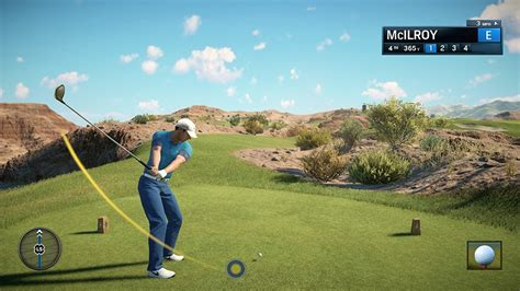 pga tour swings ea sports rory mcilroy pga tour tees off with first