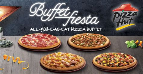 Pizza Hut To Run All You Can Eat Pizza Buffet Fiesta From What Time Is Pizza Hut Buffet