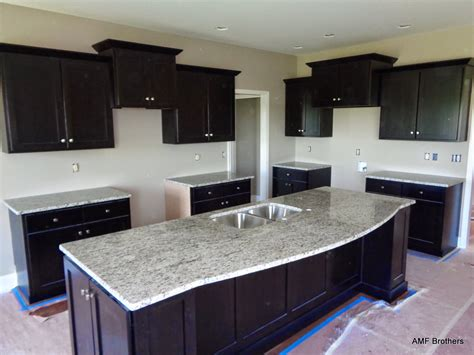 light granite kitchen countertops giallo ornamental light mahomet il amf brothers