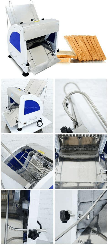 Bread Slicer Alat Pemotong Roti bread slicer getra q31 astro mesin
