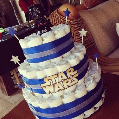 Wars Baby Shower Decorations by Wars Darth Vader Baby Shower Cake Baby