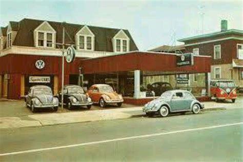 1960 s vw dealership vw