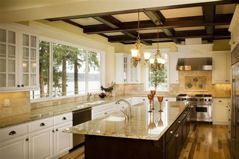 Beautiful Countertops by 24 Beautiful Granite Countertop Kitchen Ideas Page 3 Of 5