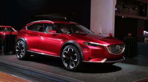 Spion Mobil Mazda mazda koeru cikal bakal cx 4 otomotif liputan6