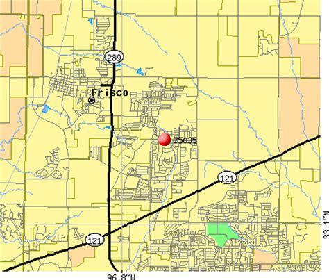frisco texas zip code map 75035 zip code frisco texas profile homes apartments schools population income