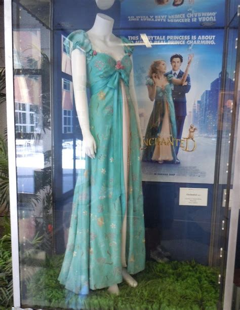 giselle curtain dress giselle s enchanted curtain dress hollywood costumes