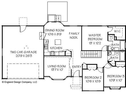 basic ranch floor plans basic ranch house floor plans house and home design