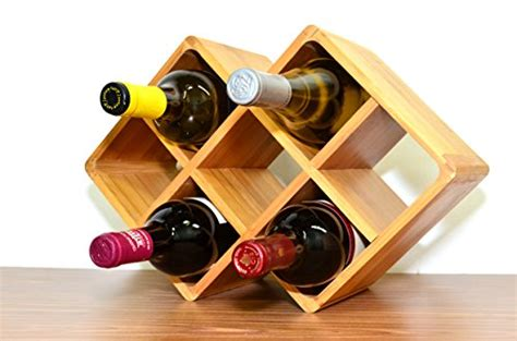 Wine Rack Franchise by Top Best 5 Countertop Wine Rack 6 Bottles For Sale 2017 Product Franchise Herald