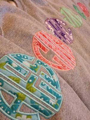 Mayra Syari Jersey Embroidery monogram 1 4 zip sweatshirt with circle monogram memento personalized monogrammed gifts