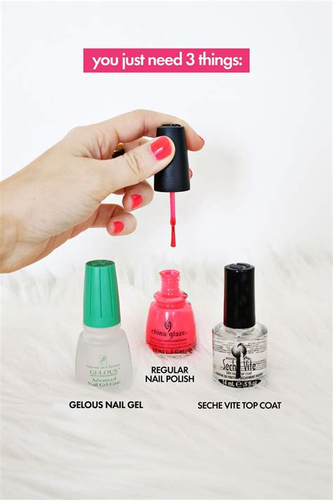 How To Do Nail With Tools