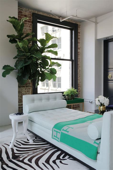 green day bedroom white polished iron day bed with green and black
