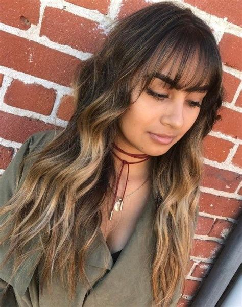 Hairstyles With Light Bangs | 25 best ideas about light bangs on pinterest wispy