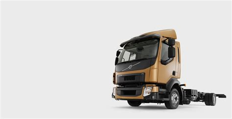volvo truck fl volvo fl the compact city slicker volvo trucks