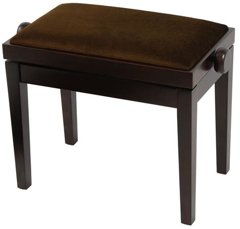 rosewood piano bench grenada bg 27 rosewood piano bench