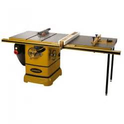best table saw fence powermatic 10 quot table saw 3hp w 50 quot fence rout r lift