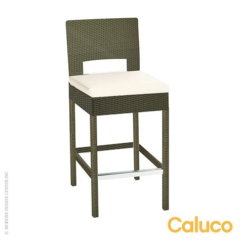 Caluco Patio Furniture 10 Tierra Bar Chair Caluco Patio Furniture Metropolitandecor