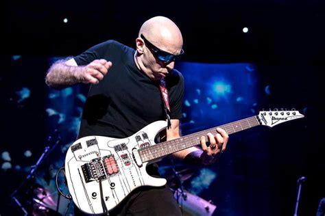 Joe Satriani 4 pollstar joe satriani sets dates for g3 tour