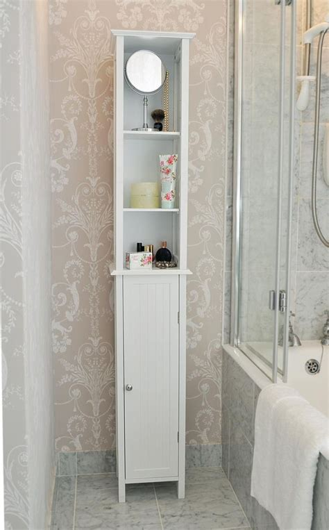 narrow bathroom cabinet best 25 bathroom cabinets ideas on