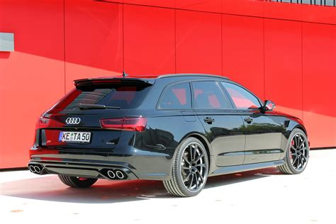 audi a6 tuned audi a6 facelift tuned by abt sportsline autoevolution