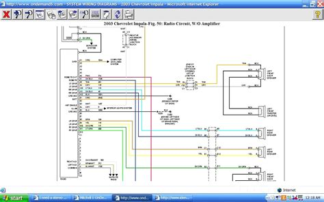 2004 gmc wiring diagram 2004 gmc radio wiring diagram odicis