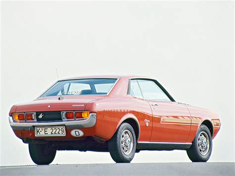 Toyota Celica Coupe 1600 Gt Toyota Celica 1600 Gt Coupe Worldwide Ta22 09 1973 75