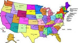 us map labeled states and capitals especial dez raz 245 es para morar nos quot eua
