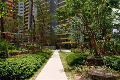Landscape Architecture Korea My Block Residential Landscape In Daegu South Korea