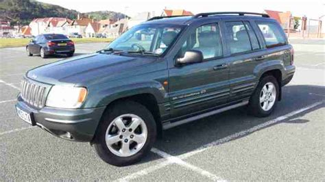 2003 Jeep Grand Overland Specs Jeep Grand Overland Lpg 2003 Car For Sale