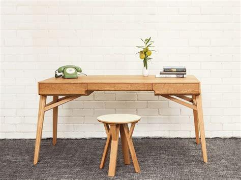 bureau bois clair bureau bois clair design meuble rangement bureau bois