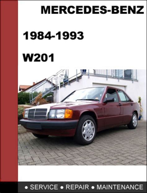 service repair manual free download 1993 mercedes benz 300e interior lighting mercedes benz w201 1984 1993 factory service repair manual downlo