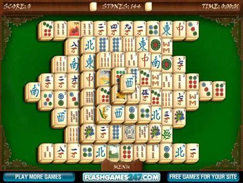 solitario mahjong gioco gratis  funnygamesit