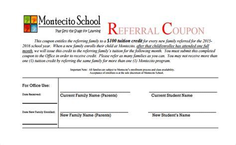 Wilson County Schools Report Card Template Referral Program Template Colomb Christopherbathum Co