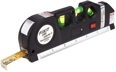 laser layout tools reviews fixit laser level pro 3 multi purpose measuring tool with