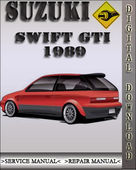 car repair manuals download 1996 suzuki swift parental controls service manual car maintenance manuals 1989 suzuki swift head up display service manual auto