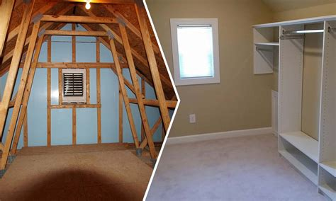 attic conversion planning phase charlotte home remodeling
